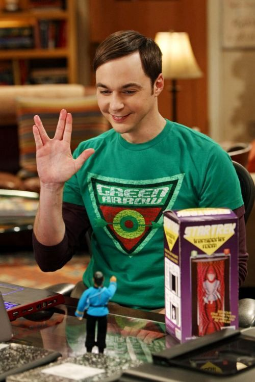 did I mention that I love Big Bang Theory?  Sheldon Cooper<3