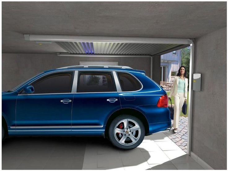 Laag plafond deur Gecco. De inbouwhoogte van deze deur is maar 53 mm. Zijdelingse inbouwruimte is maar 60 mm. Een echte probleemoplosser http://www.zonwering.nl/garagedeuren/laagplafonddeuren/