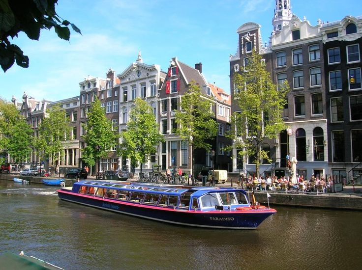 Top tours & things to do in Amsterdam with Tourboks!