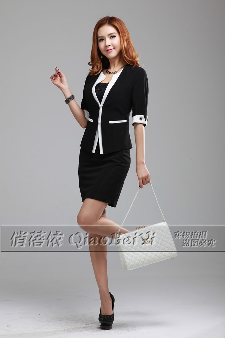Work outfits for women 2013 summer office lady women ol for Creer dressing