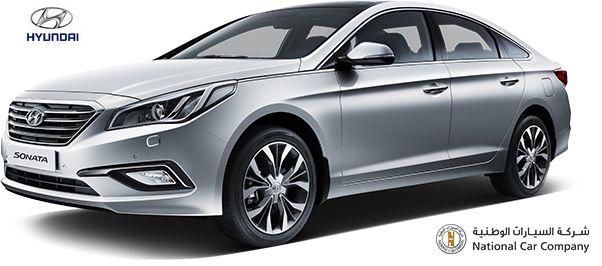 2015 Hyundai Sonata SETTING A NEW STANDARD FOR THE MID-SIZE SEDAN #HyundaiSonata #HyundaiQatar