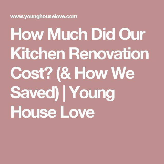 The 25+ best Kitchen renovation cost ideas on Pinterest Cost to - remodeling estimate