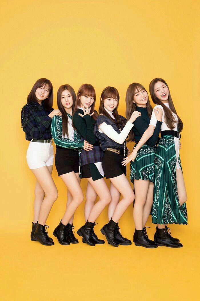 iz*one#wonyoung#yuri#hitomi#chaewon#hyewon#yujin | iz*one⭐produce48