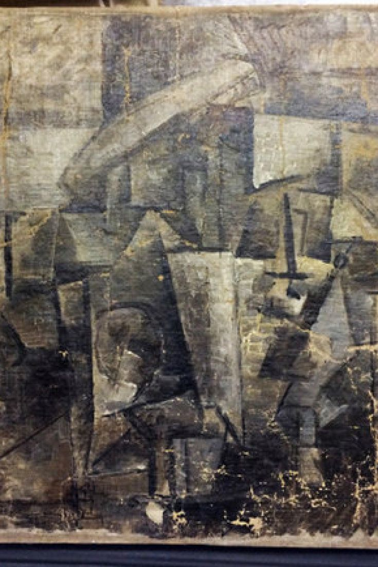 A Stolen Picasso Painting Shipped As A Christmas Present Has Finally Been  Seized
