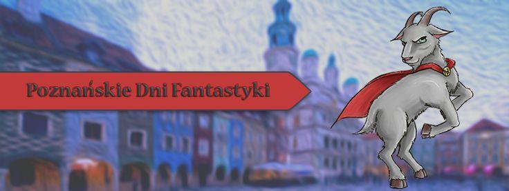 Cover foto na FB Poznańskich Dni Fantastyki dla Drugiej Ery