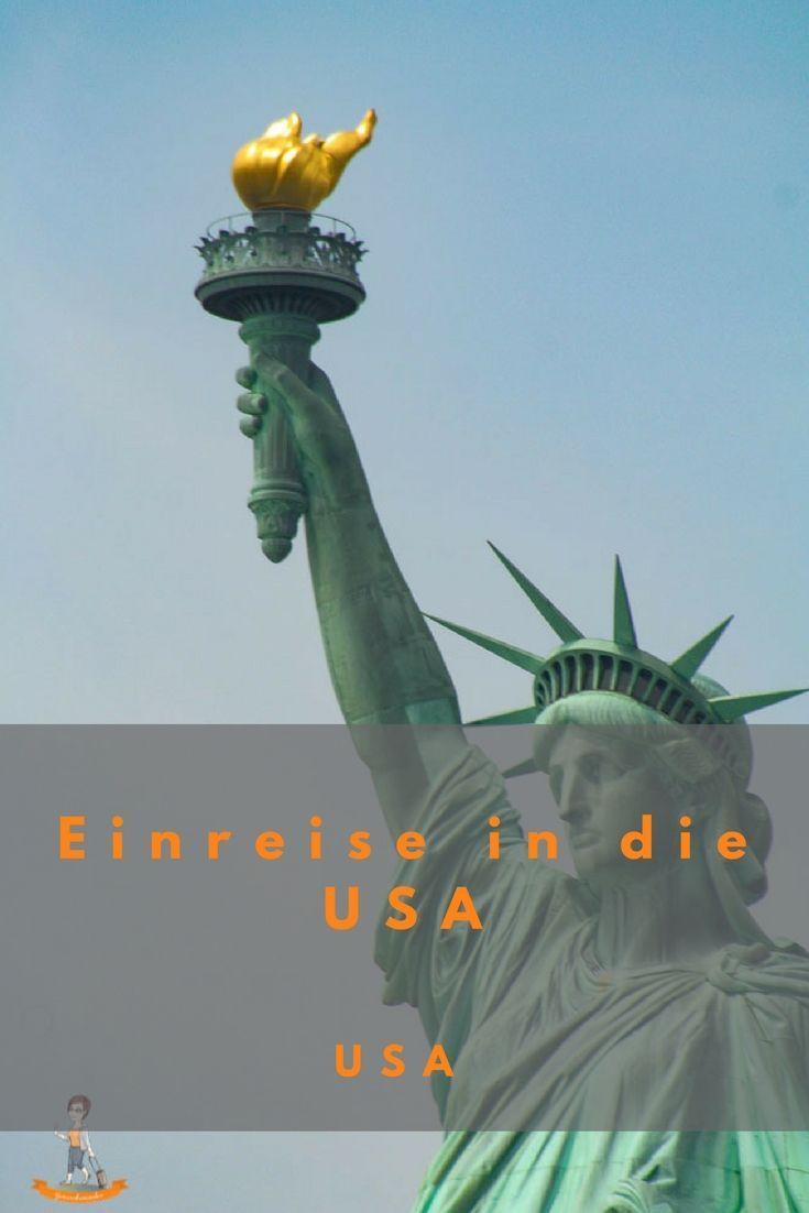 Einreise in die USA – Alles was man wissen muß