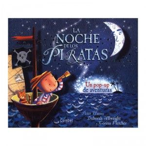 La noche de los piratas. Editorial Combel.