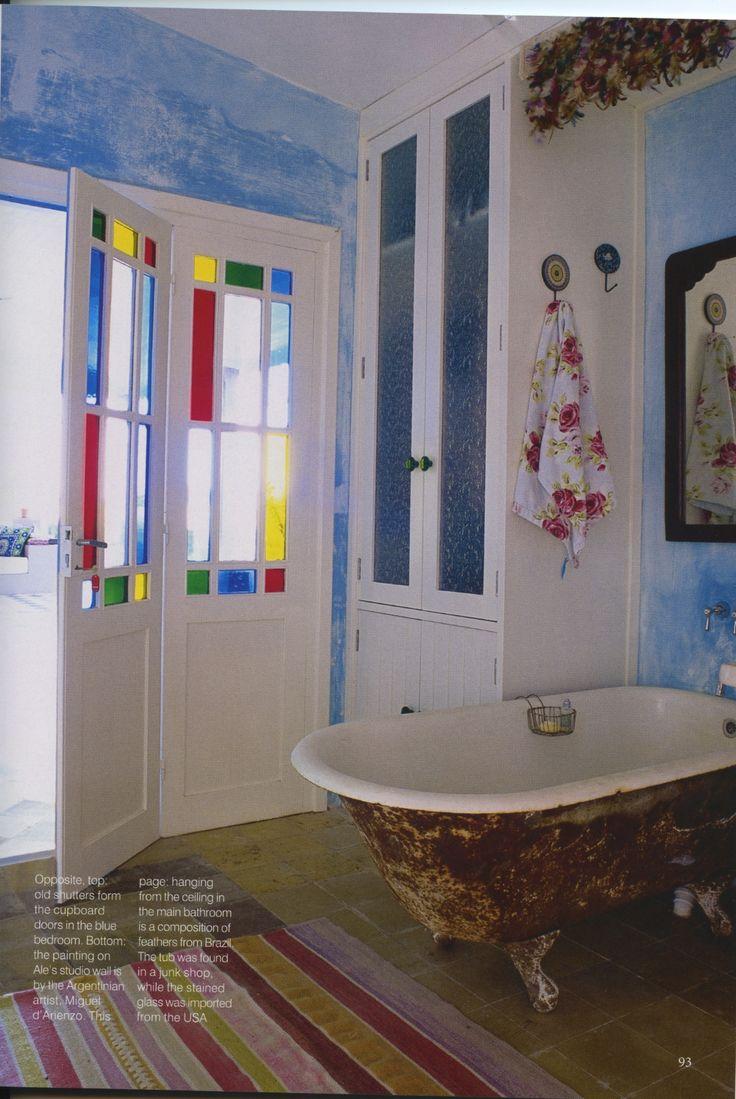 Coloured Window Film For Traditional Door