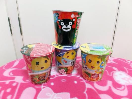 Funassyi 麵Ramen to 烏冬udon /