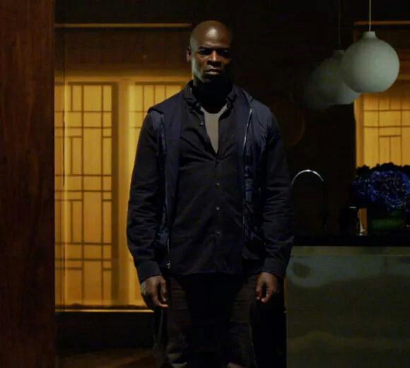 Hisham Tawfiq as Dembe Zuma on The Blacklist                                                                                                                                                     More