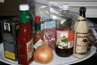 A Year of Slow Cooking: CrockPot Barbecued Pulled Pork Recipe. Sauce was yummy
