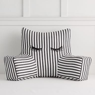 The Emily & Meritt Lashes Lounge Pillow Cover #pbteen