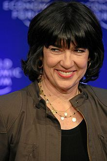 Christiane Amanpour is the Chief International Correspondent for CNN and host of CNN International's nightly interview program Amanpour. She's also a Global Affairs Anchor of ABC News.