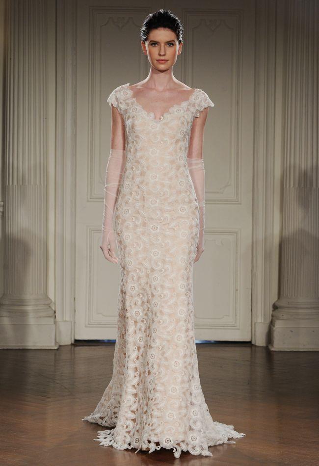 Peter Langner Spring/Summer 2015 Wedding Dresses and ...