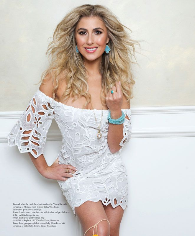 EMMA SLATER – Dancing With The Stars @dancingabc #dwts Celebrity Photographed by VITAL AGIBALOW for HENSEL Published June 2016 Social Life magazine – USA / HAMPTONS Styling by Christine Montanti @sociallifemagazine Hair by Leonard Calandra @nubestsalon Makeup: Ryann of @nubestsalon - Fashions: Peacock white lace off-the-shoulder Dress by Yoana Baraschi @yoanabaraschi – vitalphoto.com Blog