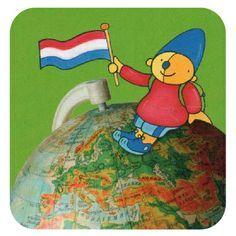 Pompom wereld rond