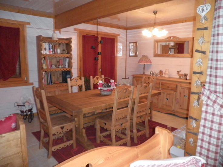 15 best Ambiance chalet images on Pinterest Cottage, Auvergne and