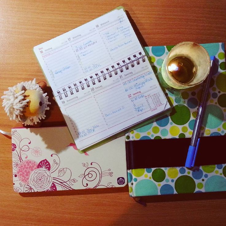 #planwithmechallenge day nr.8: my last planner :) these are a few of them...