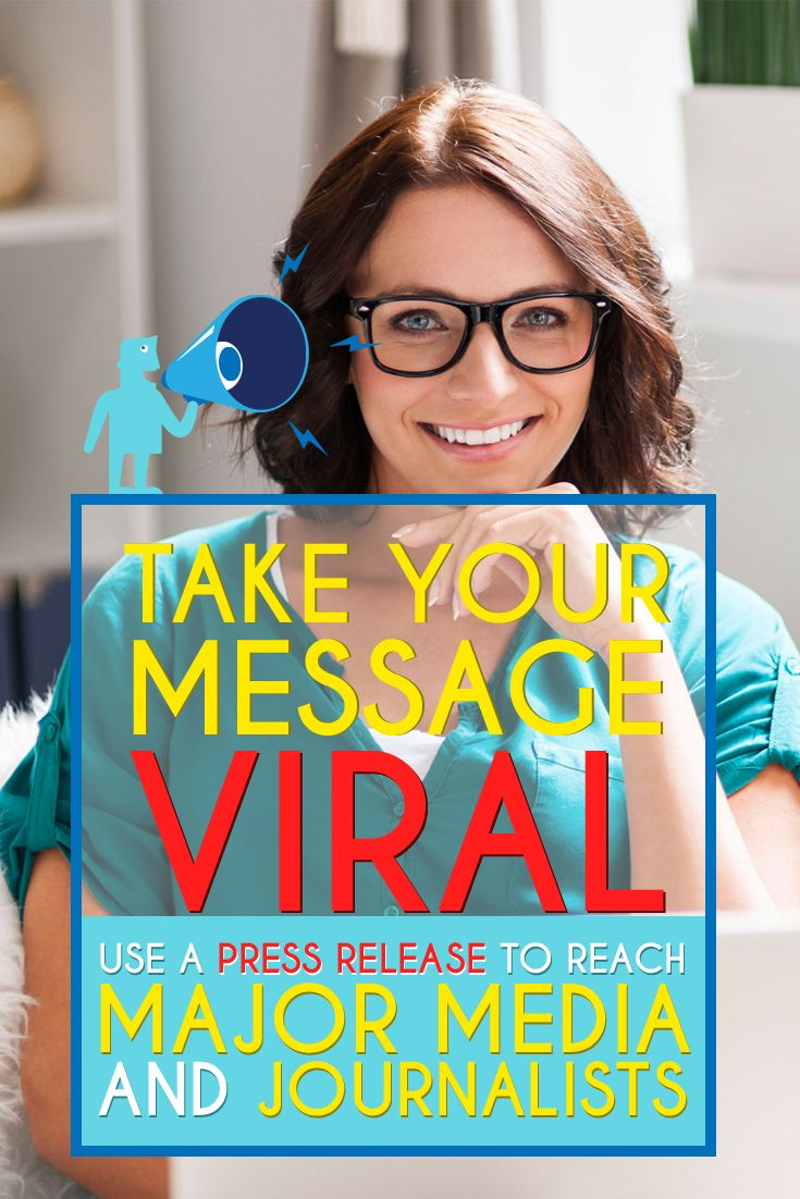eReleases is the only full-exposure, nationwide partner of PR Newswire, getting your press release in front of major media outlets, journalists and radio. Take your message viral with a press release. Ad
