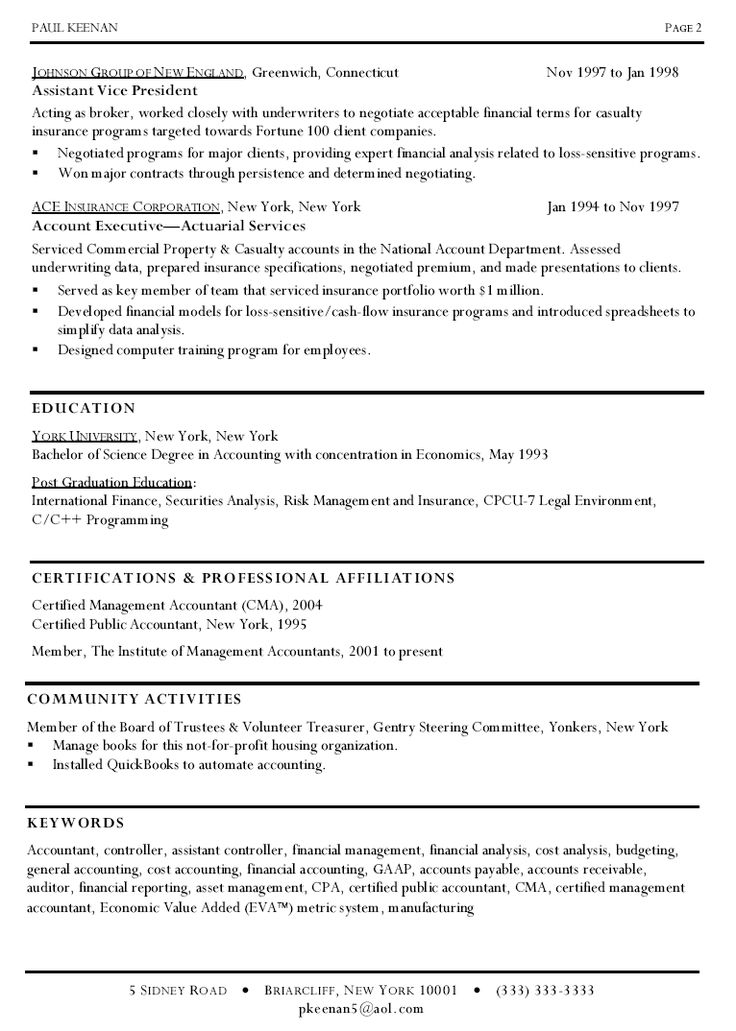 84 Best Resume Images On Pinterest | Resume Tips, Career Advice