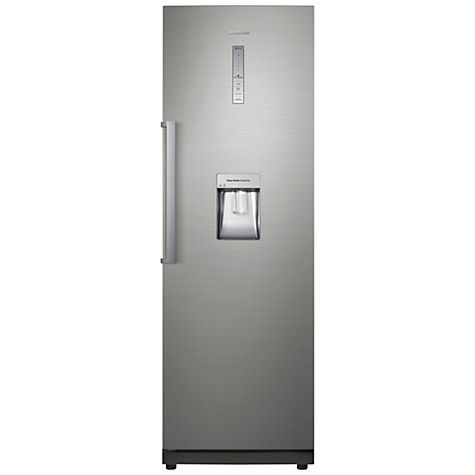 Buy Samsung RR35H66107F Tall Larder Fridge, A+ Energy Rating, 60cm Wide, Stainless Steel Online at johnlewis.com