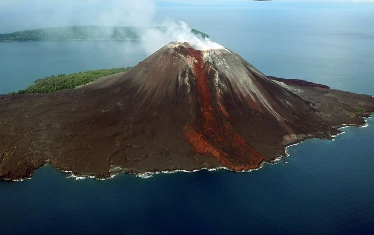 Mount of Son of Krakatoa