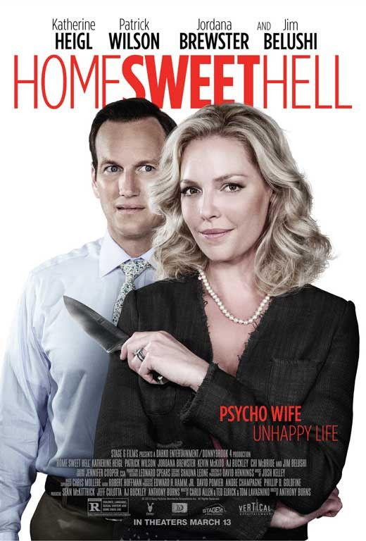 Home Sweet Hell 11x17 Movie Poster (2015)