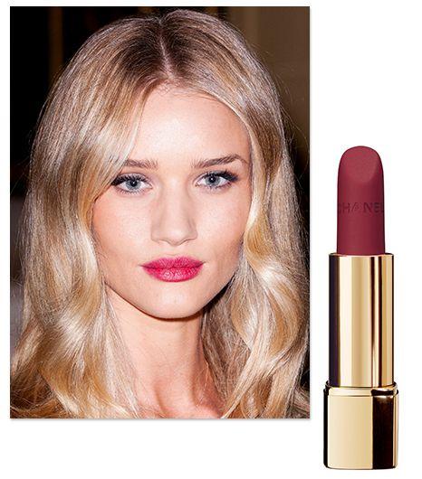 Love Rosie Huntington-Whiteley's makeup. Especially her ... Rosie Huntington Whiteley Lipstick