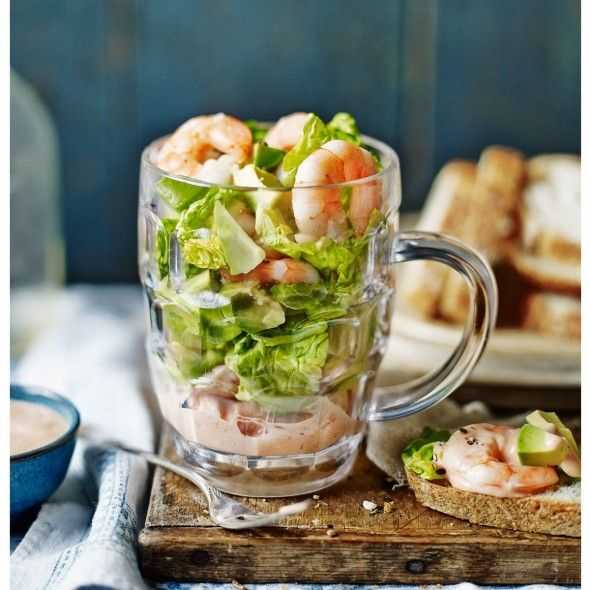 25 best ideas about prawn cocktail on pinterest prawn for Canape cocktail spoons