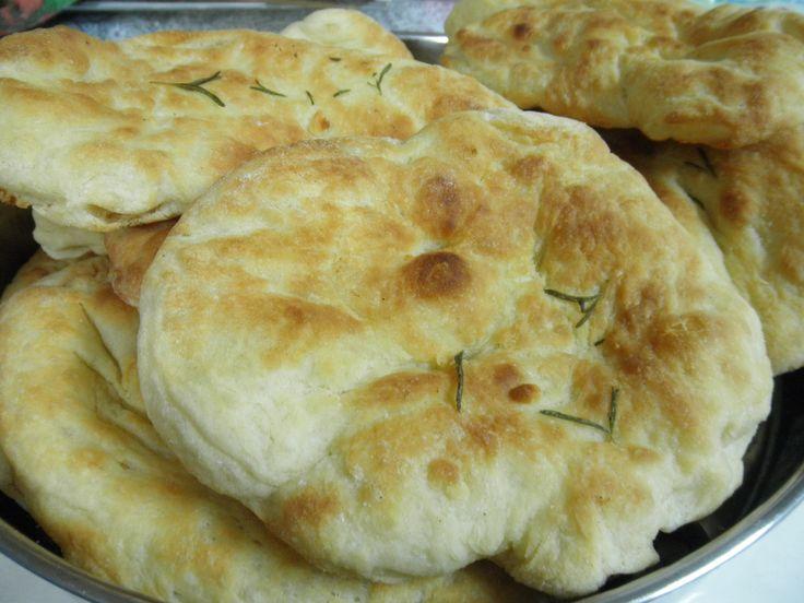 לחם כפרי עם שמן זית ורוזמרין אפוי במחבת חשמלית-כל כל טעים - מאדאם לולו מאסטר פיס - תפוז בלוגים