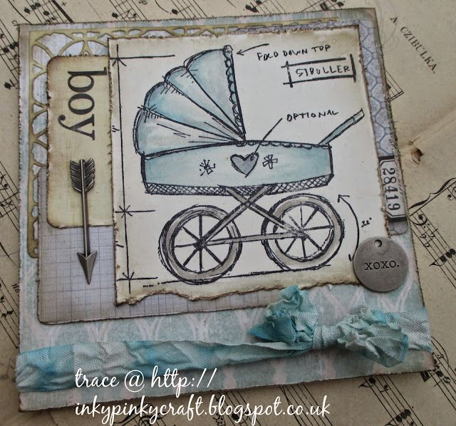 32 best tim holtz colors images on Pinterest Tim holtz, Baby cards - new blueprint paper binding strips