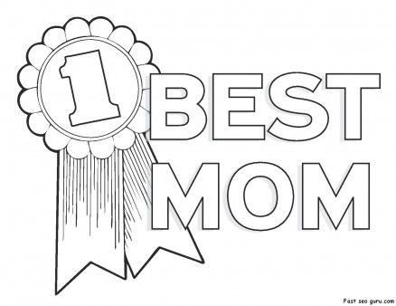 Mothers Day Coloring Pages Beauteous Best 25 Mothers Day Coloring Pages Ideas On Pinterest  Mothers Review