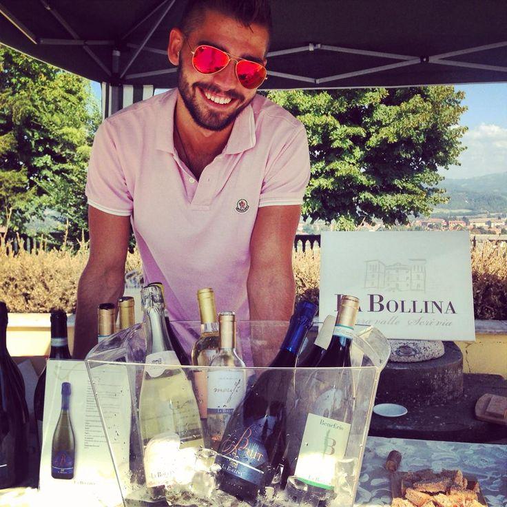 Andrea,winemaker