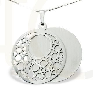 Srebrny wisiorek/ Pendant made from silver/ 119 PLN #jewellery #pendant #silver #gift #art