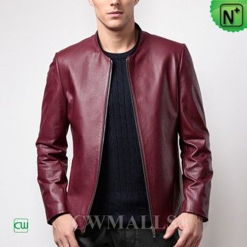 CWMALLS® Men's Designer Leather Jackets CW806046