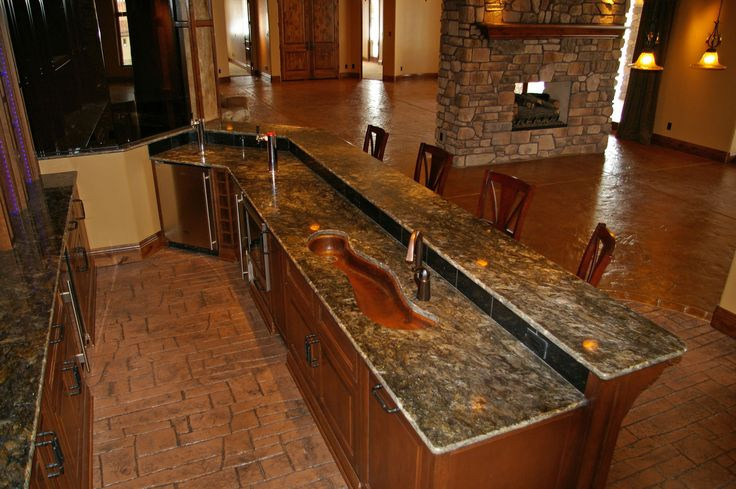 17 best images about granite ideas on pinterest bar for Kitchen and bath showrooms colorado springs