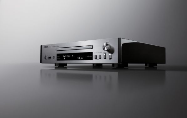 Yamaha CD-NT670: Lecteur CD réseau compatible DLNA, AirPlay et MusicCast