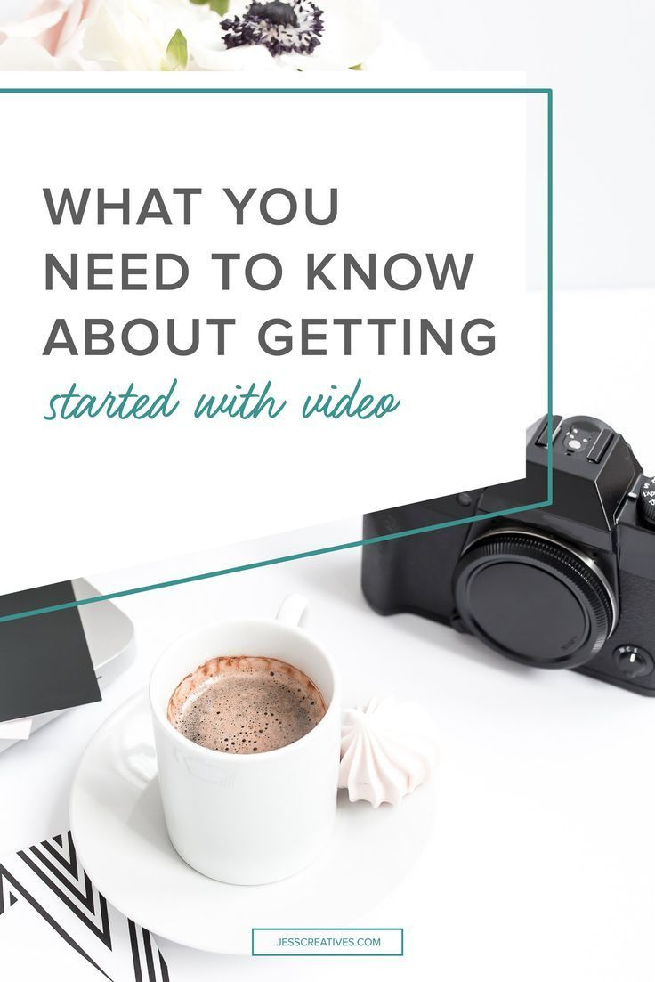 "Last year, I decided to start a YouTube channel.  After hearing over and over again that 2016 was the ""Year of Video,"" I had a feeling it would benefit my business if I jumped on this trend.  Like many video newbies, I had plenty of initial reservations. Not to mention, I wasn't exactly sure where to begin with basics like structuring the content of my videos or giving information that would attract the right viewers."
