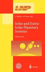 """Solar and Extra-Solar Planetary Systems"". Lecture Notes in Physics, vol. 577 (2001). En ligne : link.springer.com.ezproxy.insa-strasbourg.fr/book/10.1007/3-540-44807-1"