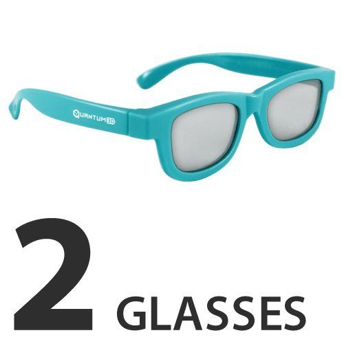 Kids Blue 3D Passive Glasses for Movie Theaters, TVs & Projectors (Quantum 3D) - Use our passive 3D glasses in the home or at the movies. No batteries required and they never need recharging. Use them on any HDTV that utilizes passive 3D technology. Feel the excitement of theater-like 3D as it comes to life in your home. Slip on the latest generation of light weight,... - http://ehowsuperstore.com/bestbrandsales/movies-tv/kids-blue-3d-passive-glasses-for-movie-theaters-tv