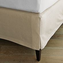 Futon Covers, Bed Skirts, Daybed Covers & Box Spring Covers | West Elm