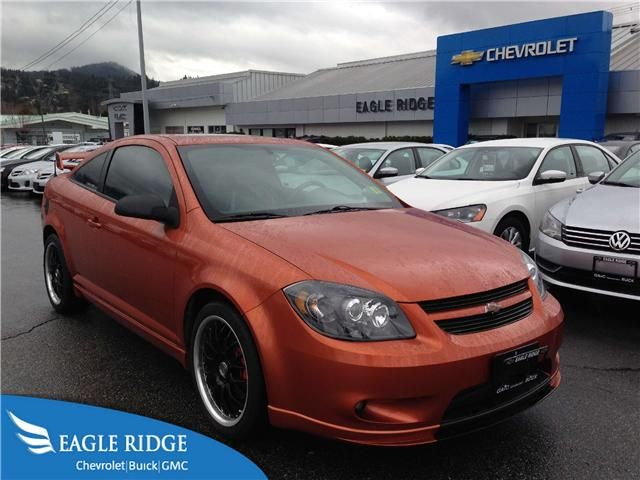 Used 2007 Chevrolet Cobalt SS Supercharged FWD Manual at $94 Bi-Weekly in Coquitlam - Eagle Ridge Chevrolet Buick GMC http://eagleridgegm.com http://facebook.com/eagleridgegm http://twitter.com/eagleridgegm