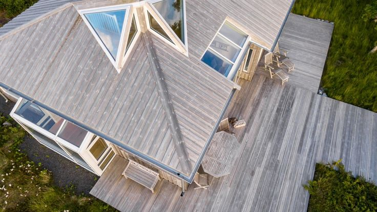 Timber Roof Cladding: Ideas and Considerations for Your Next Project | Kebony