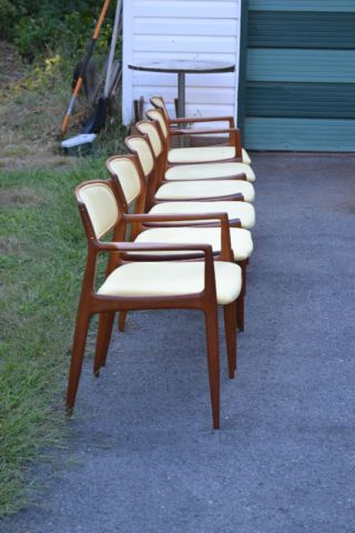 Stunning Mid Century Teak Dinning chairs   chairs  recliners   Kingston    Kijiji. 88 best Vintage Design images on Pinterest   Vintage designs