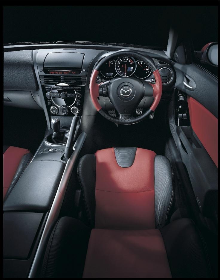 2003 - Mazda RX-8