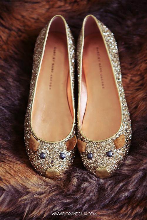 Floriane Caux Photographe de Mariage - De jolis Mariages - Toulouse, Ariège.: {Mariage Pau 64} Elsa & Mathieu, le 21 Juillet 2012    Chaussures Marc Jacobs. #shoes #wedding #mariage