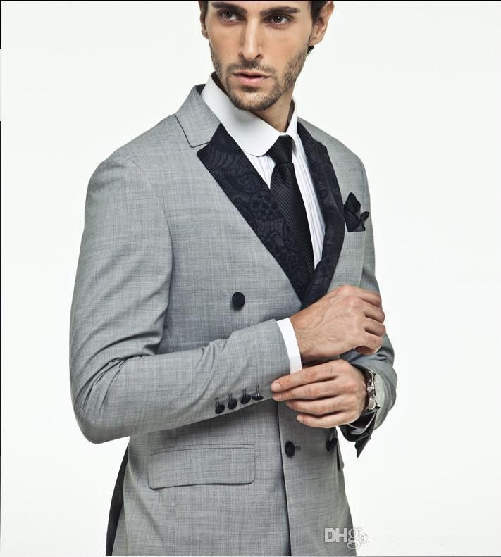 Grey Wedding Suits: 1000+ Ideas About Grey Suits On Pinterest