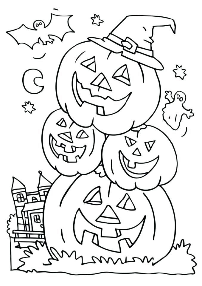 Coloring for Kids kid halloween coloring pages : Halloween Coloring Pages Free Printable | Best Halloween Coloring ...