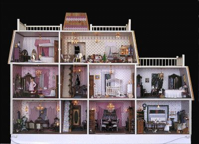 110 best dollhouses interior 1 images on pinterest doll houses rh pinterest com Miniature Dollhouse Wiring Kits Dollhouse Electrical Supplies