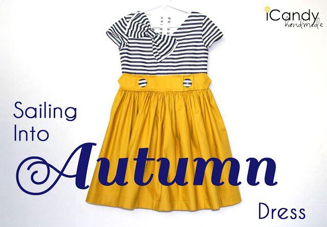 Sailing into Autumn Dress